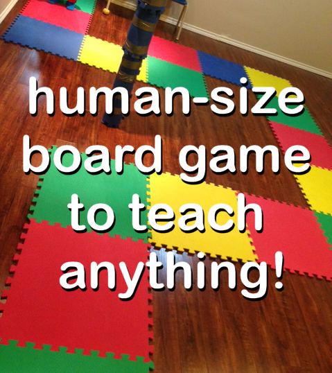 Getting Creative Using Play Mats As A Board Game To
