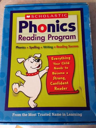 scholastic phonics program